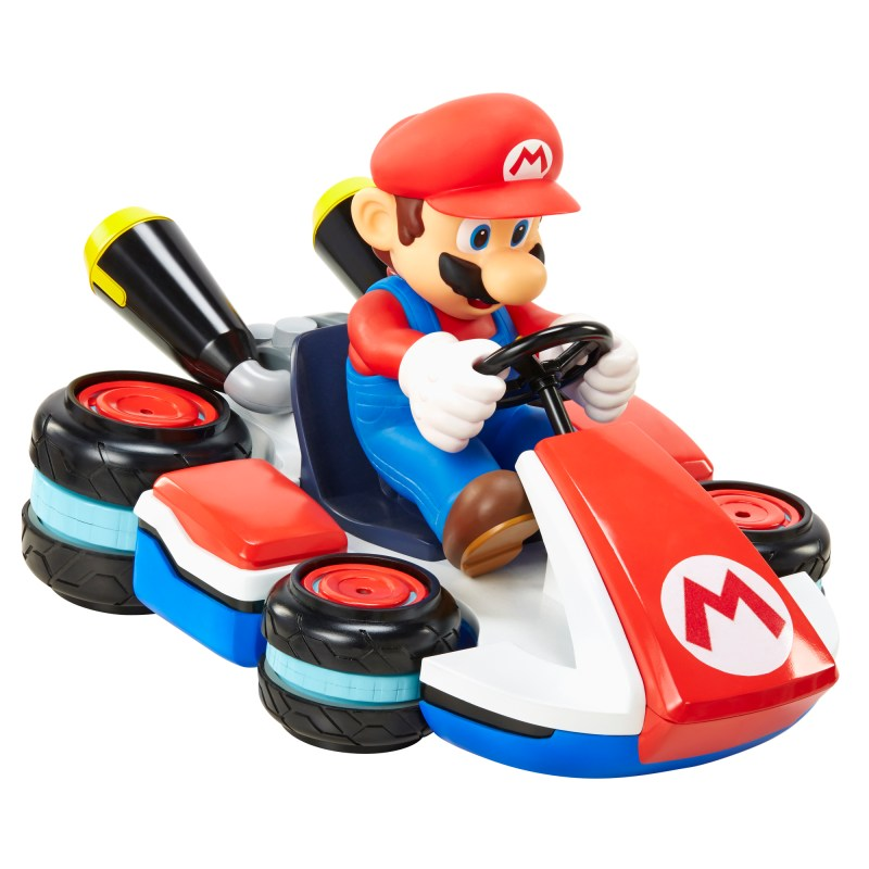 World of Nintendo Anti-Gravity RC Racer -hover mode