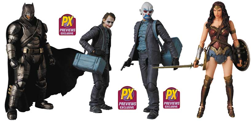 Action Figure Insider » MEDICOM Toy Introduces Figures of