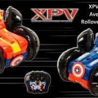 XPVMarvel Avengers RC Rollover Rumbler
