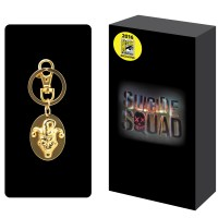 Suicide Squad Pewter Keyring Box Set