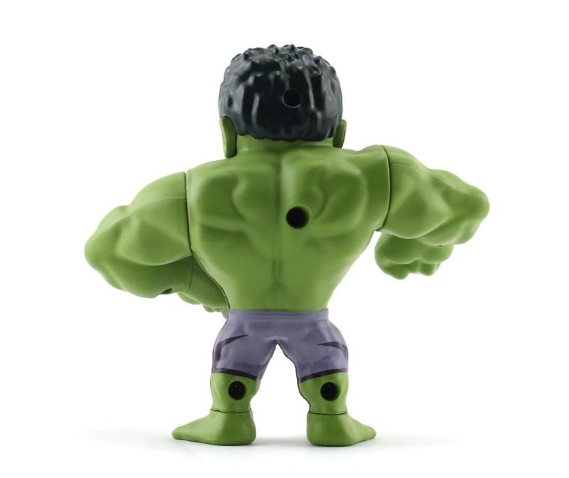 6 imch Hulk back