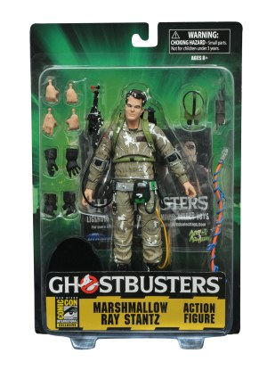 Ghostbusters Marshmallow Ray Action Figure (In Package)