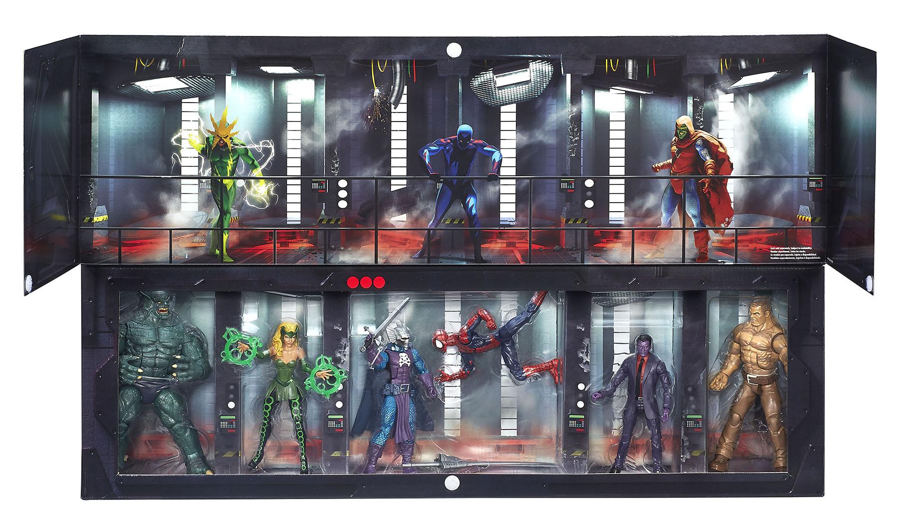 "Marvel Legends 6/"" Enchantress The Raft SDCC Exclusive Figure New Mint Loose"