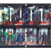 ML THE RAFT LEGENDS SERIES 6-Inch Set in pkg2