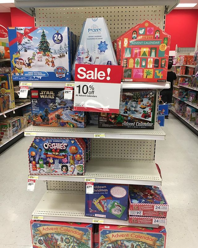 All the toy based s are 10% this week at @target