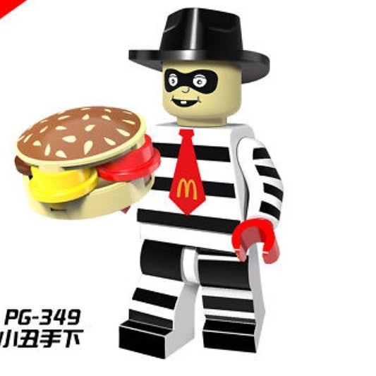 of the day: the Hamburgler