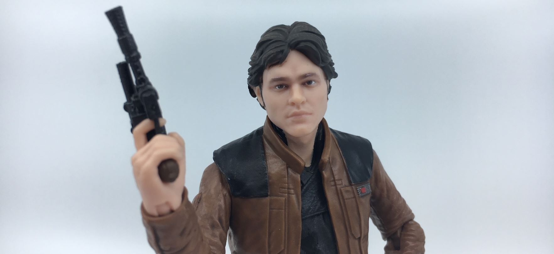 Action Figure Insider » Hasbro Star Wars Black Han Solo from