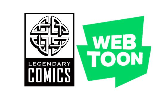 Action Figure Insider » Legendary Comics and Webtoon Set to