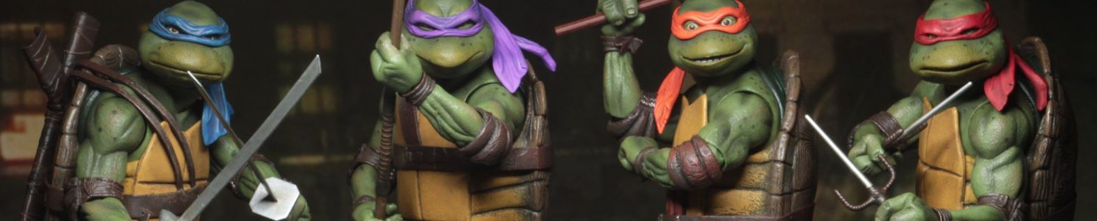 Action Figure Insider Neca Announce 90s Movie Tmnt Figures For