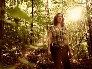 Lauren Cohan as Maggie Rhee - The Walking Dead _ Season 9, Gallery- Photo Credit: Victoria Will/AMC