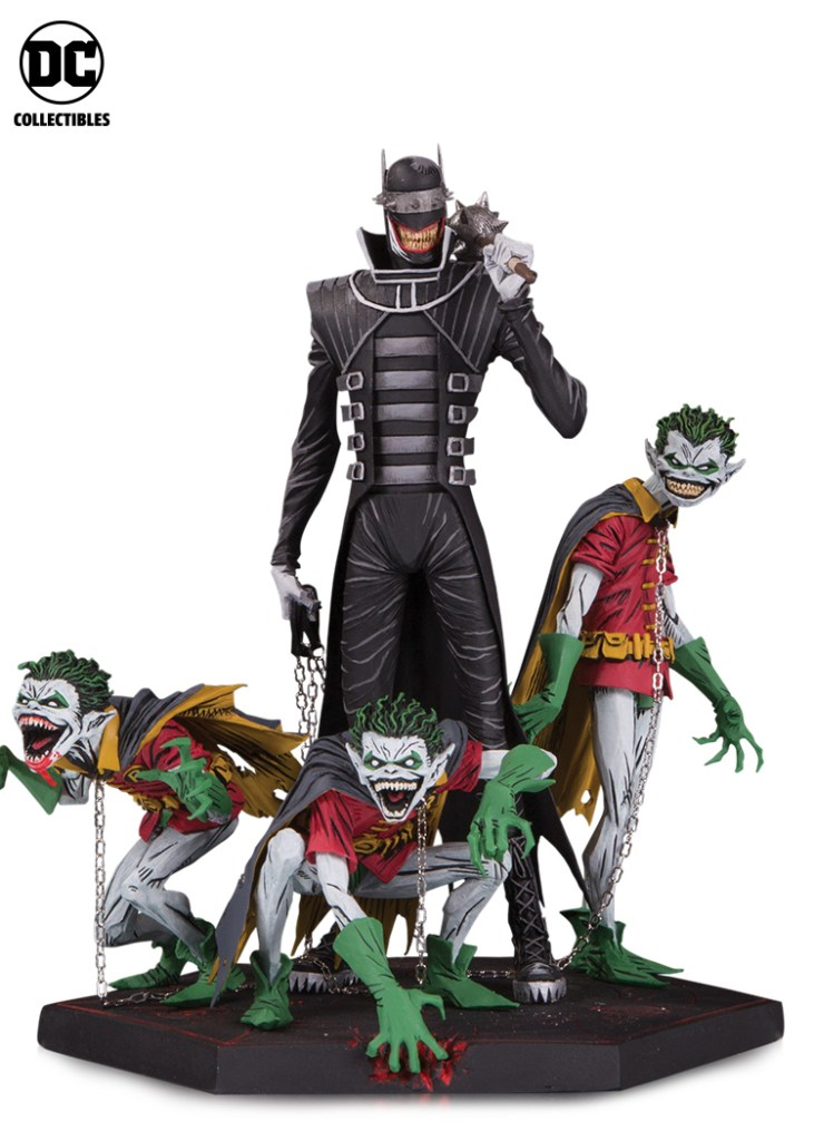 Action Figure Insider 187 Dc Collectibles Will Smash Into