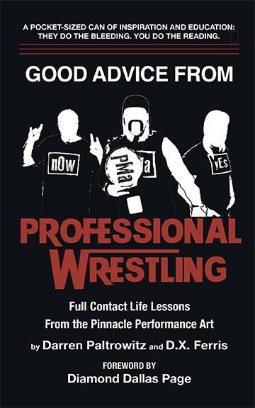 Action Figure Insider » Authors Darren Paltrowitz and D.X. ...