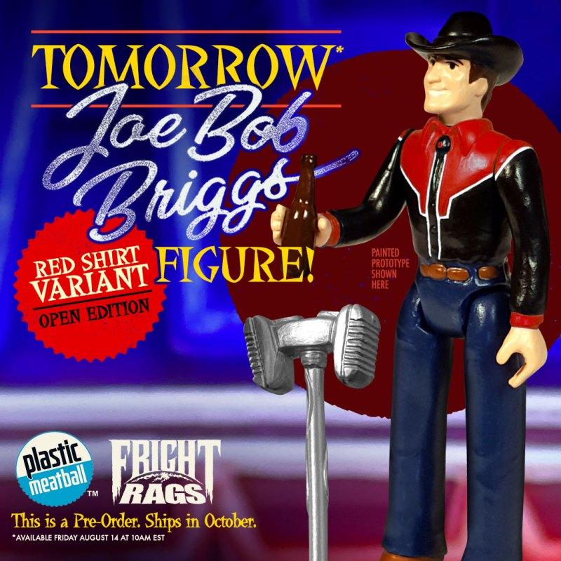 Joe Bob Briggs Action Figure – Part 2! ON SALE NOW! oleh - hobifigure.xyz
