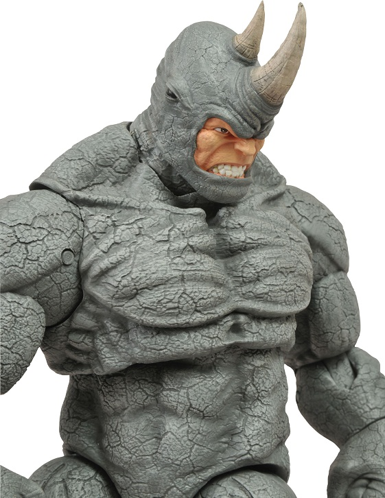 Diamond Select Toys Marvel Select Rhino - MTV Geek Exclusive