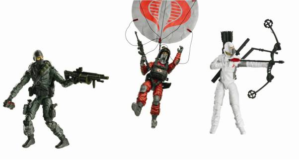Cobra Invasion Team 3 Pack