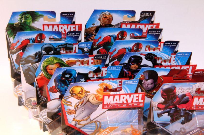 Marvel Universe Mega Giveaway 4