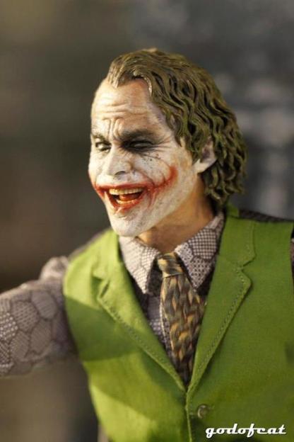 Ani-Com Hot Toys The Dark Knight Joker