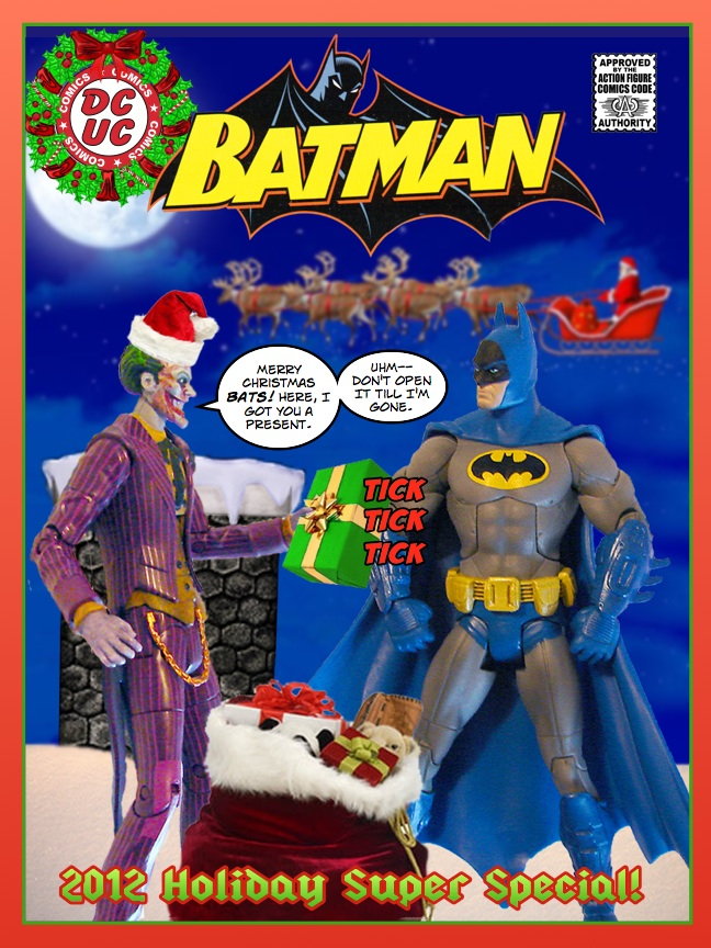 Batman: How The Joker Stole Christmas - BillsComics.com ...