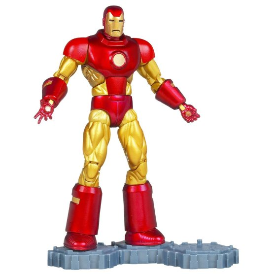 Marvel Legends Neo-Classic Iron Man