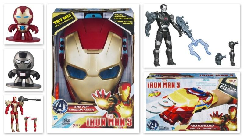 Hasbro Iron Man 3 AFP Free Stuff Giveaway 2
