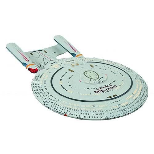 Star Trek The Next Generation Enterprise-D Ship
