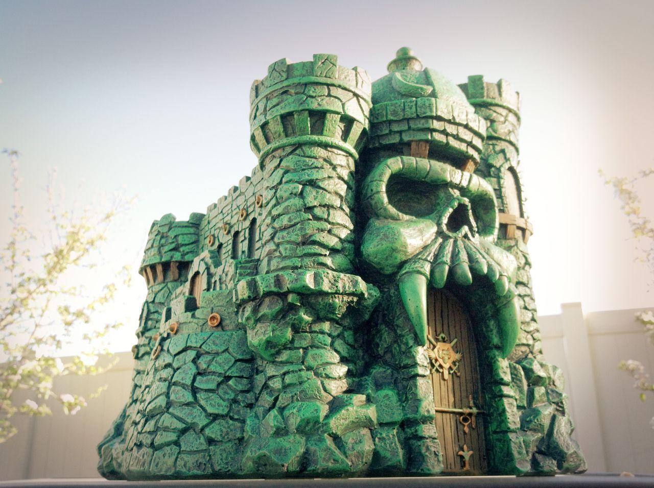 Castle Grayskull Concept Art