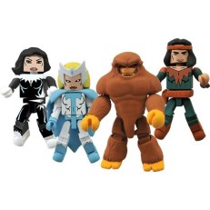 NYCC 2012 Exclusive Marvel Minimates Alpha Flight Series 2 Box Set