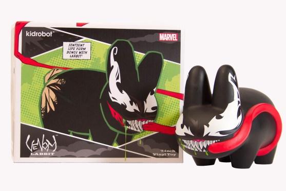 Marvel Venom Labbit by Frank Kozik