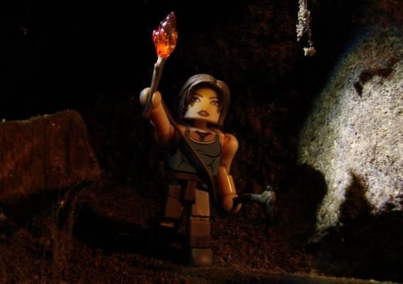 Tomb Raider Minimates 1