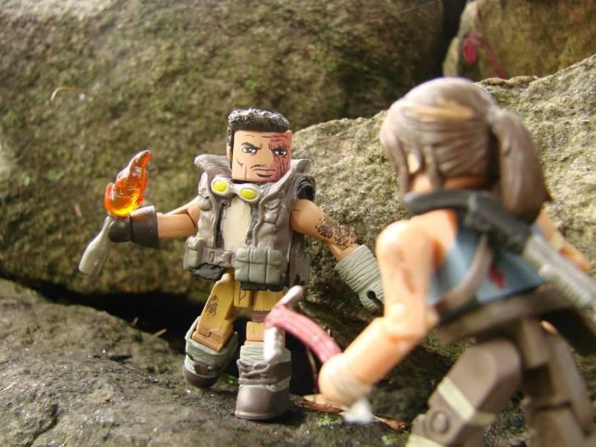 Tomb Raider Minimates 4