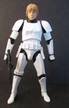 Star Wars Stormtrooper Luke 2