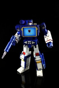 Transformers Masterpiece Soundwave 1