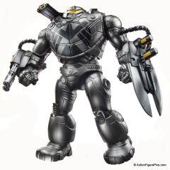 Captain America 6-Inch Legends Infinite Series - BuildAFigure Mandroid