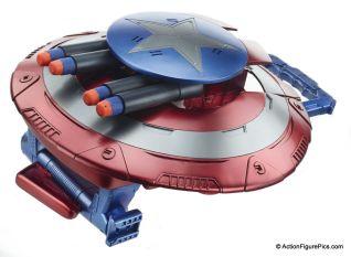 Captain America Stealthfire Shield A6302