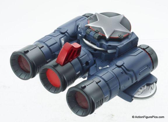 Captain America Super Soldier Gear Asst - Recon Rangefinder A6305