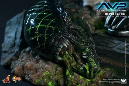 Hot Toys AVP Celtic Predator 04