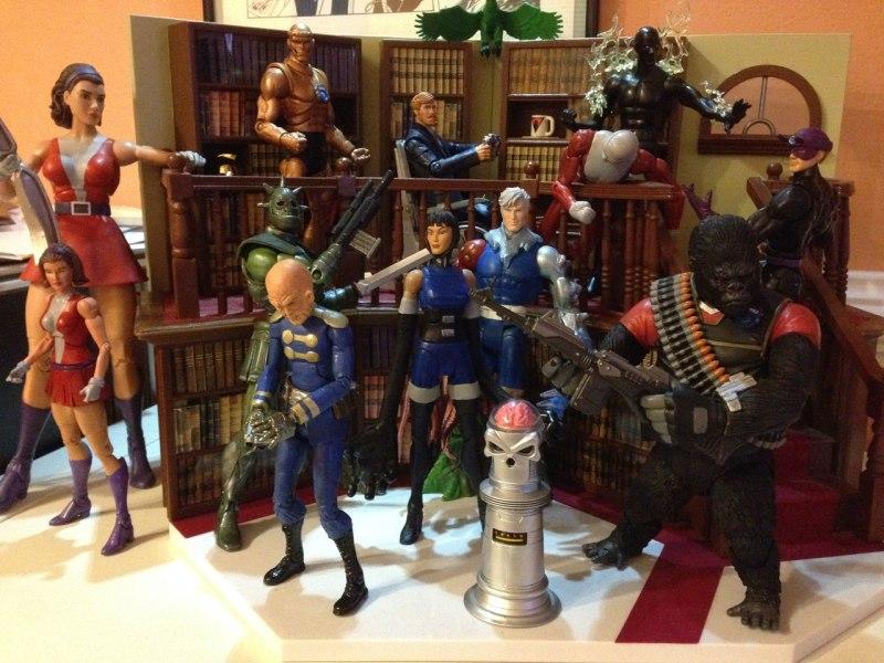 Doom-Patrol-&-villains