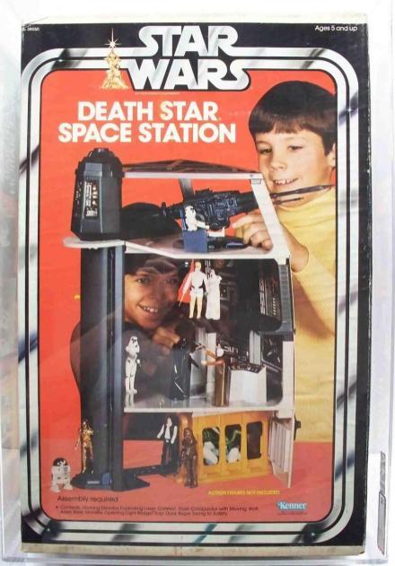 Star Wars Death Star Playset