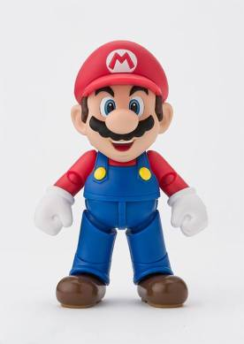 SH Figuarts Super Mario 07