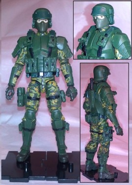 Marauder Task Force Gaming Figures 08
