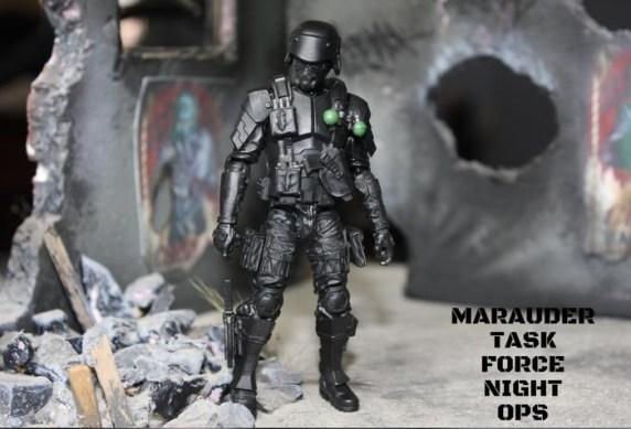 Marauder Task Force Gaming Figures 18