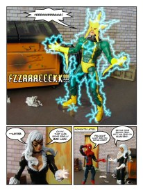 The Amazing Spider-Man - Date Night page 10