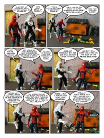 The Amazing Spider-Man - Date Night page 11