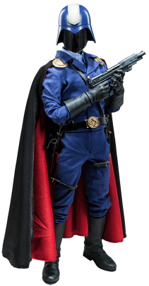 Cobra Commander Sixth Scale Figure by Sideshow Collectibles