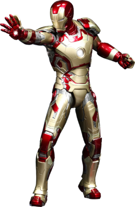 Iron Man Sixth Scale Figure by Hot Toys
