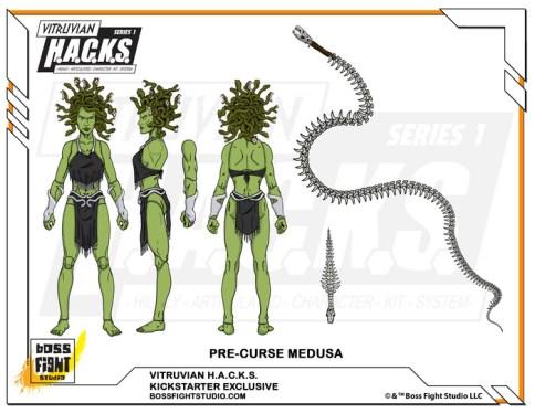 Pre Curse Medusa 1