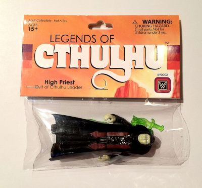 Warpo Legends of Cthulhu - The High Priest