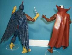 Brother Voodoo vs Black Talon 02