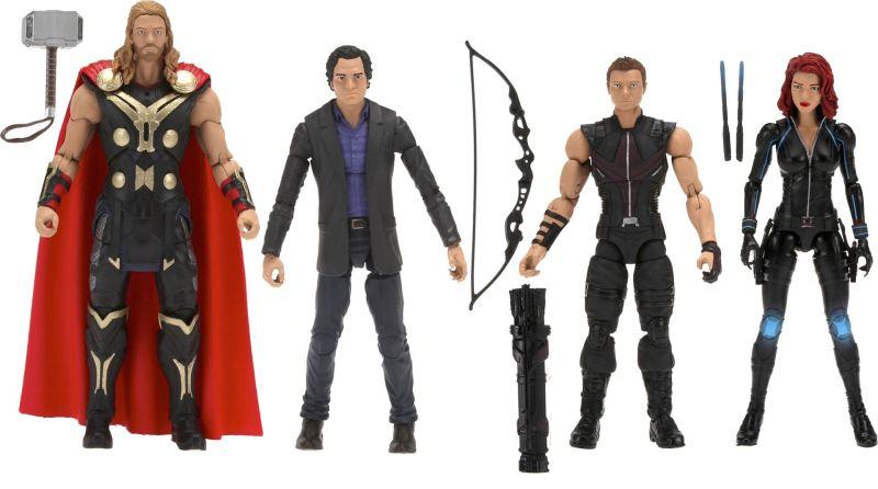 Amazon exclusive Avengers 4-Pack