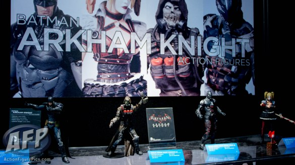Toy Fair 2015 DC Collectibles Arkham Knight (1 of 11)
